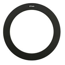 RLA-67MM LED Adapter Ring for JJC LED-48IO/LR or LED-60 For Macro Photography