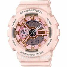 -NEW- Casio G-Shock Women's Analog / Digital Watch GMAS110MP-4A1