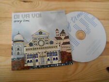 CD Ethno Oi Va Voi - Every Time (2 Song) Promo OI VA VOI REC cb