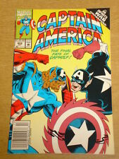CAPTAIN AMERICA #408 MARVEL COMIC HIGH GRADE NICE CONDITION OCTOBER 1992