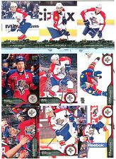 Florida Panthers 2014-15 Upper Deck Series 1 Team Sets & Young Guns Lot - EKBLAD