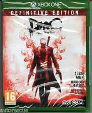 "Dmc devil may cry édition définitive ""new & sealed' * XBOX ONE (1) *"