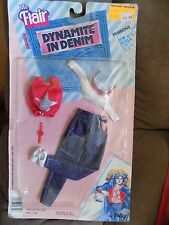 Vintage MIP Totsy MS FLAIR DYNAMITE IN DENIM Barbie Sandi Doll Outfit NEW VHTF