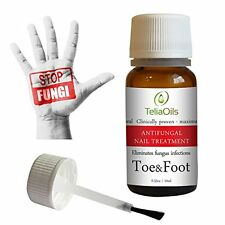 Antifungal Nail Fungus Treatment - Fungal Infection Toe & Finger, Natural Cure