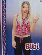 BIANCA HEINICKE - A2 Poster (XL - 42x55 cm) - Bibi You Tube Bibis Beauty Palace