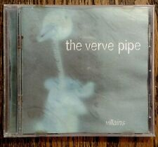 The Verve Pipe Villains CD Compact Disc (1996)