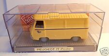 old NOREV PEUGEOT FOURGON J7 1966/1967 POSTES POSTE PTT 1/43 REF 472010 in BOX