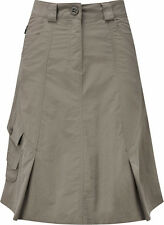 CRAGHOPPERS Womens Litchen Green NosiLife Lightweight Skirt Size 8 BNWT