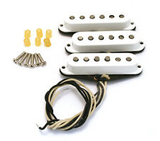 Genuine Fender Custom Shop '54 Stratocaster/Strat Pickup Set 099-2112-000