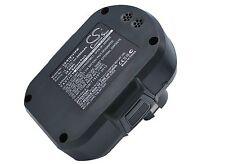 UK batterie pour Ryobi cdd144v22 cddi14022nf 130171003 BPL1414 14,4 V rohs