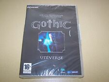 Gothic Universe PC **New and Sealed**
