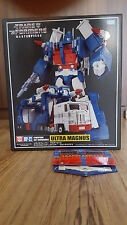 New Takara Masterpiece MP22 Transformers G1  Autobot City Commander Ultra Magnus