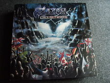 Saxon- Rock the Nation LP-Made in UK