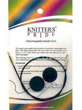 """Knitter's Pride ::Interchangeable Needle Cord w/gold:: 60"""" / 150 cm"""