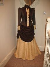 VICTORIAN/EDWAEDIAN  STYLE LADIES  READY MADE COSTUME Approx size 10/12