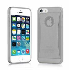 "Coque Gel TPU souple effet strass brillant pour iPhone 6  4.7"" Transparent -Gris"