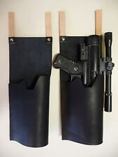Star Wars ANH STORMTROOPER SE-14R LEATHER HOLSTER Prop TK costume fits blaster