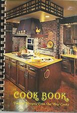 ESTHER MO 1977 FAVORITE RECIPES FROM OUR BEST COOK BOOK *MARY C MILLER & FRIENDS
