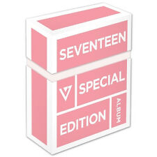 K-pop SEVENTEEN - VOL.1 [LOVE&LETTER] REPACKAGE ALBUM [SPECIAL EDITION]