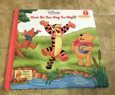 Disney's Winnie the Pooh's Thinking Spot  - How do you Hop so High?  Book 1