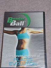 Bender Ball Bender Method of PILATES EVOLUTION Dvd New Sealed