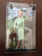 2008 Collector Barbie Doll Alfred Hitchcock's The Birds Black Label,MISB