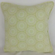 "GP & J Baker Lifestyle Charlecote Pillow Cushion Cover 14"" Green Shabby Chic"