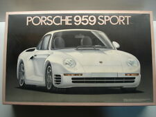Fujimi Vintage 1/16 Scale Porsche 959 Model Kit - Super Rare - New - Kit # 10111