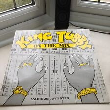 King Tubby- On The Mix.....UK LP....OMLP 022.....1991