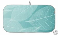 Brabantia New Thick Ironing Blanket 65 x 120cm Mint Leaves Pattern 105562