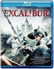 Blu Ray EXCALIBUR (1981) ** Edizione Rimasterizzata con Risoluzione Superiore **