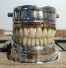.RARE DENTAL BOXED KIT BY VECABE OF FRANCE C.1920'S