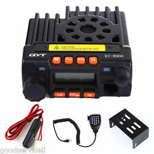 QYT-KT-8900R-VHF-UHF-Tri-band-25W-Scramble-Car-Mobile-Transceiver-Radio-Cable