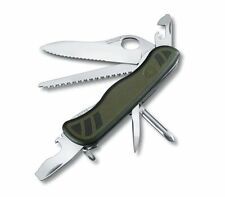 VICTORINOX SOLDIER 08 0.8461.MWCH SWISS KNIVES 10 FUNCTION 111MM ONE HAND NEW