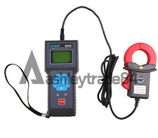 ETCR8000 Current/Leakage Monitoring Recorder 0mA-200A Clamp CT  TRMS