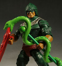 KING HSSSS • C9 • 100% COMPLETE • MASTERS OF THE UNIVERSE CLASSICS