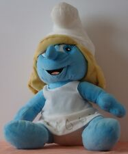 """BAB Build A Bear SMURFETTE from The Smurfs Movie 18"""" Plush INTRODUCED 2011 Plush"""