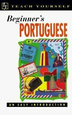 Teach Yourself Beginner's Portuguese (Teach Yourself (McGraw-Hill))