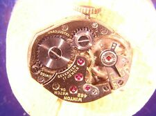 Ladies Winton 462 Watch Movement, Aurore-Villeret 122 Near Drop In Replacement