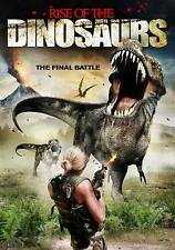 Rise of the Dinosaurs (DVD, 2014)