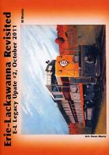 Erie Lackawanna Revisited DVD NEW DL&W Denville Hoboken Alcos Meadville Marion