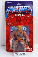 MOTU, Commemorative He-Man, MISB, sealed box, figure, Masters of the Universe
