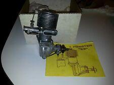 Forster engine - forster bros 99 - vintage rc motor new