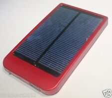 Solar Power Bank 3500mAh For iPhone Samsung Nokia HTC Sony iPad Tablet Phablet