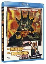 CURSE OF THE DEMON (1957 NIGHT OF)   -  Blu Ray - Sealed Region free for UK