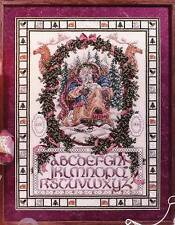 Just CrossStitch FATHER WINTER Cross Stitch/SS Chart/Leaflet by Teresa Wentzler