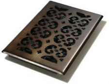 Decor Grates Oil Rubbed Bronze 6 X 12 Steel Floor Register Vent SPH612-RB