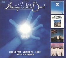Feel No Fret/Volume 8/Shine/Cupid's in Fashion by The Average White Band (CD,...