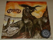 CONAN-REVENGEANCE-2016 G/F LP-LIMITED SILVER VINYL-200 ONLY-NEW & SEALED