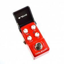 Joyo JF-303 Little Blaster Distortion Ironman Mini Guitar FX True Bypass Pedal
